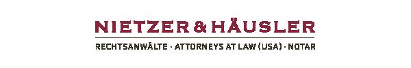 NIETZER & HÄUSLER US Unternehmensrecht und Vertragsrecht