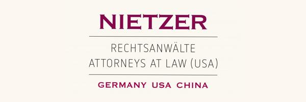 NIETZER - US Unternehmensrecht und Vertragsrecht